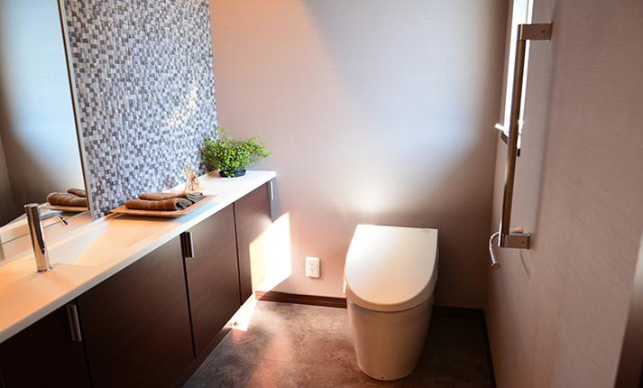 トイレをおしゃれに使いやすくすっきり収納アイデア Water Life